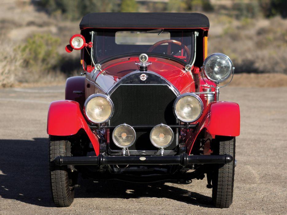 1925 Stutz 695 Roadster Weymann retro  y wallpaper