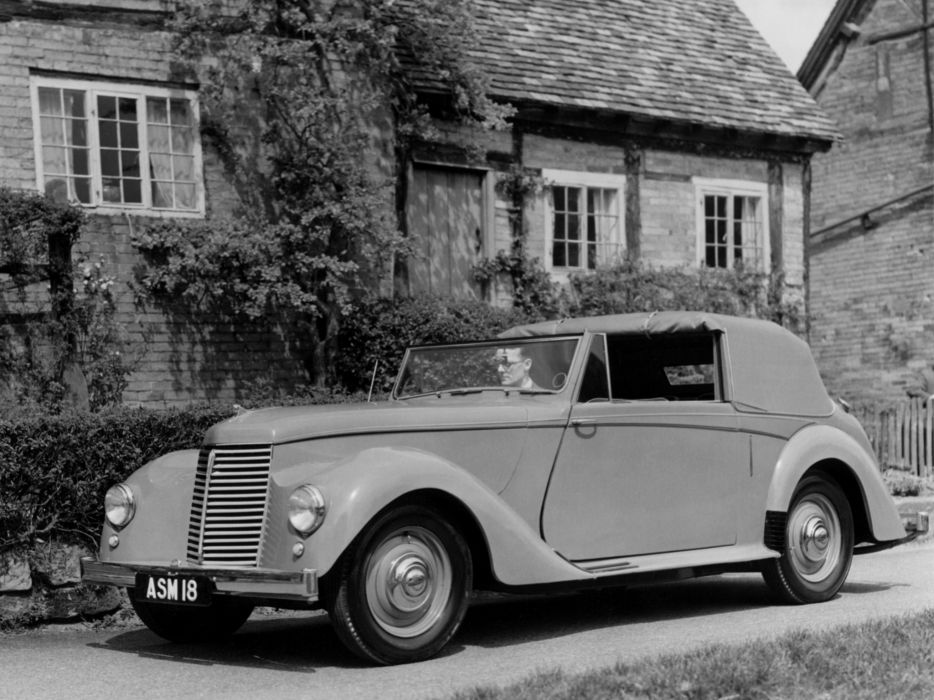 1946 Armstrong Siddeley Hurricane retro       g wallpaper