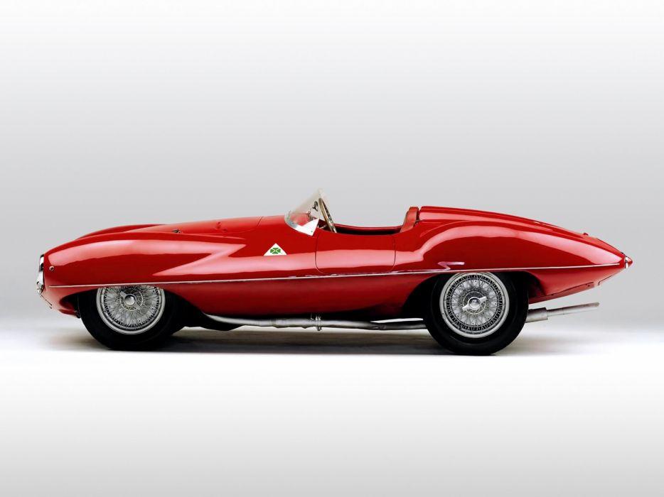 1952 Alfa Romeo 1900 C52 Disco Volante Spider (1359) race racing retro supercar    g wallpaper