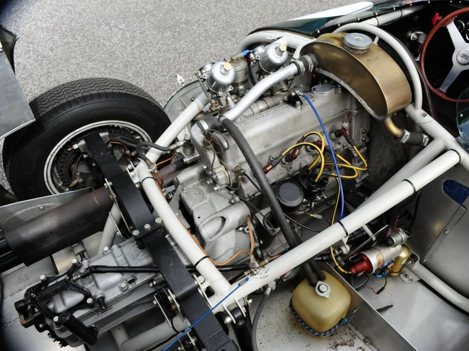 1955 Cooper T39 Rally race racing retro engine   g wallpaper