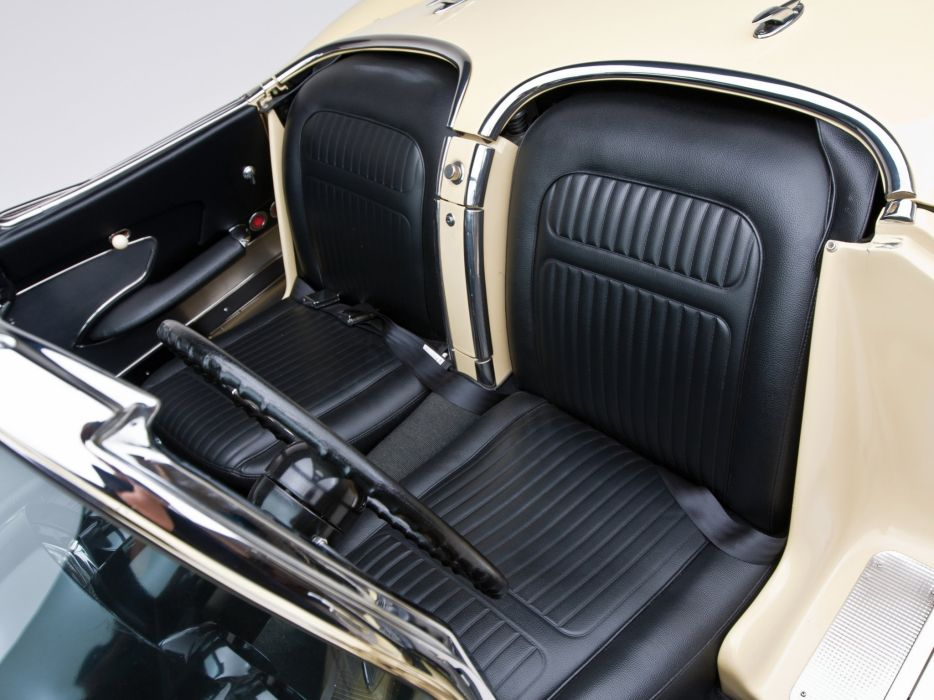 1958 Chevrolet Corvette C-1 (J800-867) muscle supercar retro interior   g wallpaper