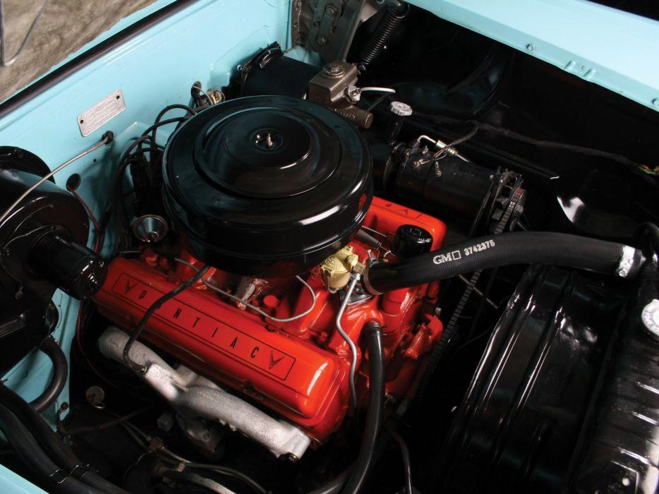 1958 Pontiac Parisienne Convertible luxury retro engine r wallpaper