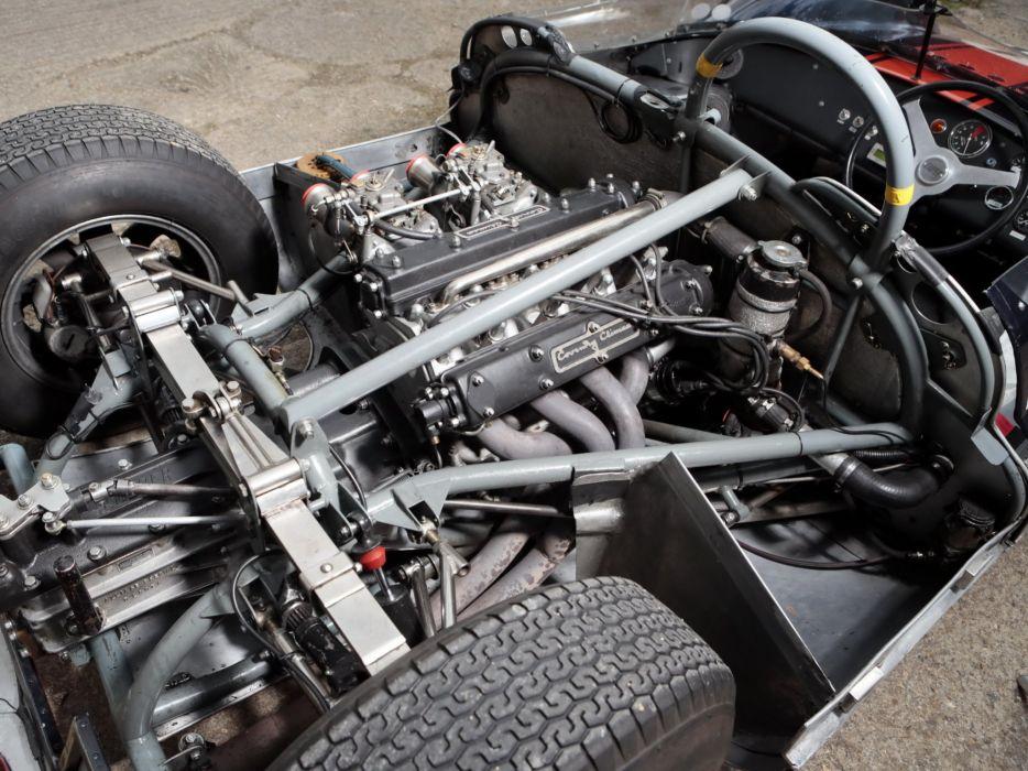 1959 Cooper T49 Rally race racing retro interior engine wheel      g wallpaper