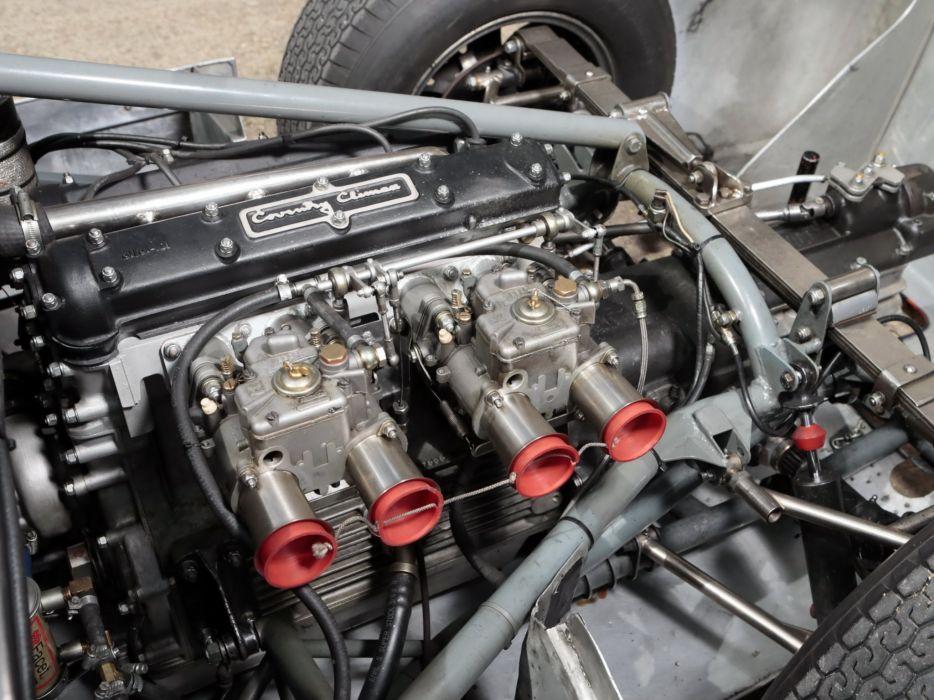 1959 Cooper T49 Rally race racing retro engine     g wallpaper