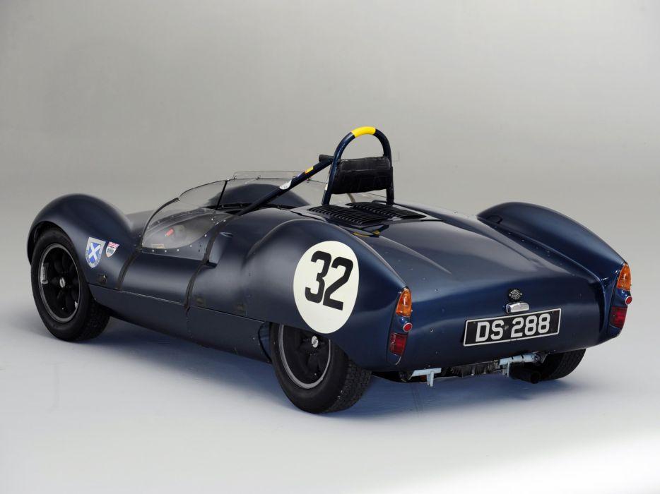 1960 Cooper T57 Rally race racing classic      g wallpaper