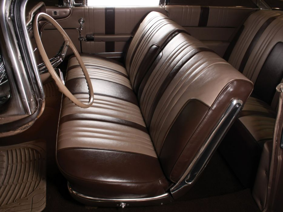 1960 Oldsmobile 9-8 2-door Holiday Hardtop (3837) luxury muscle classic interior      f wallpaper