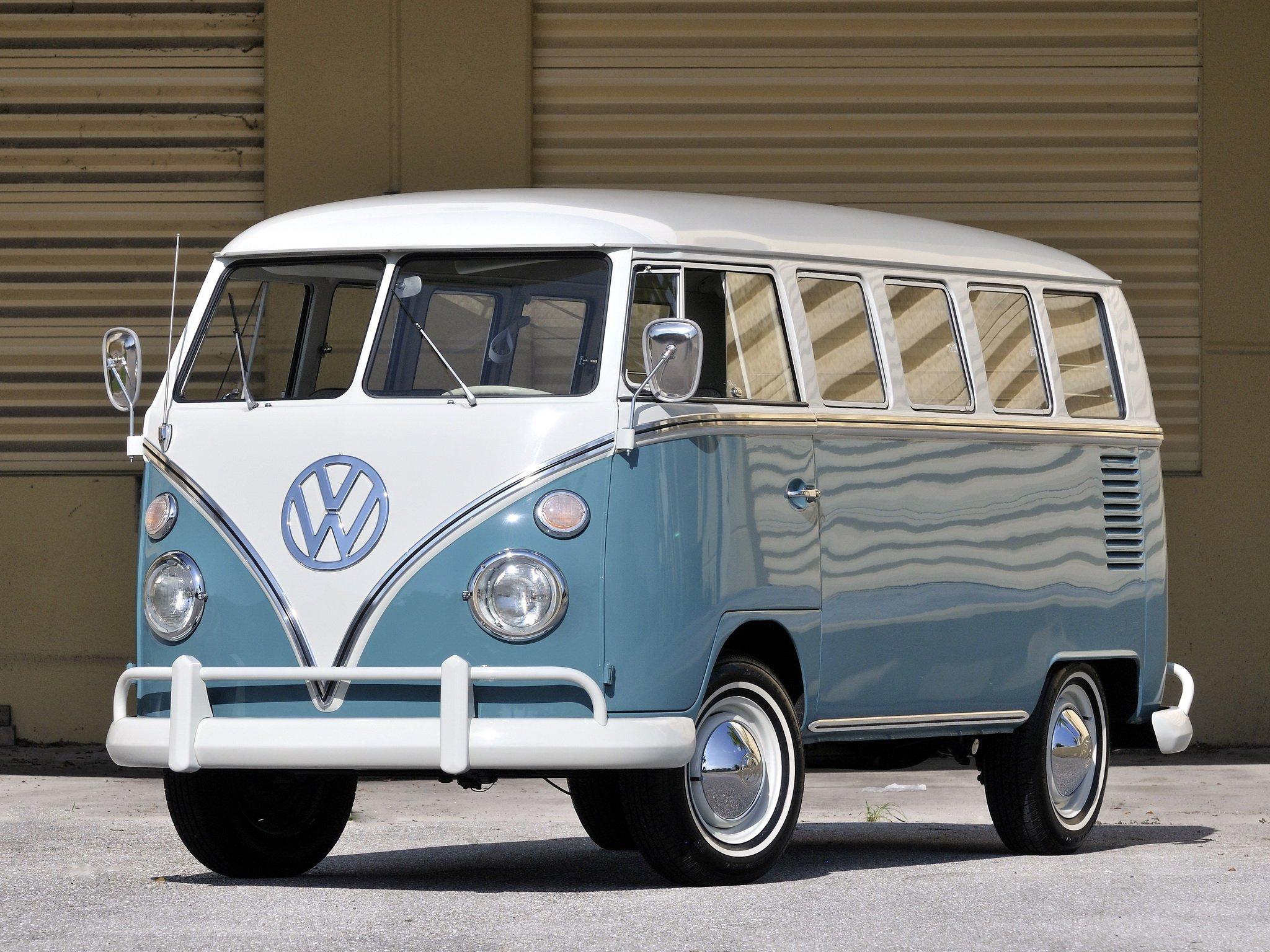 1963 67 volkswagen t 1 deluxe bus van classic h wallpaper. Black Bedroom Furniture Sets. Home Design Ideas