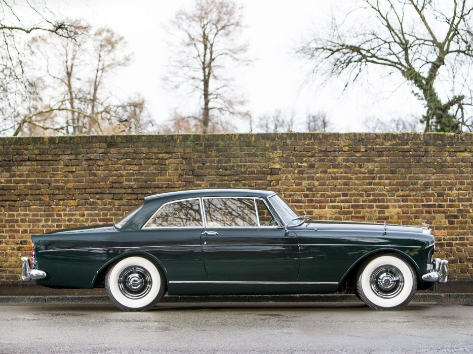 1964 Bentley S-3 Continental Coupe Mulliner Park Ward UK-spec luxury classic  f wallpaper