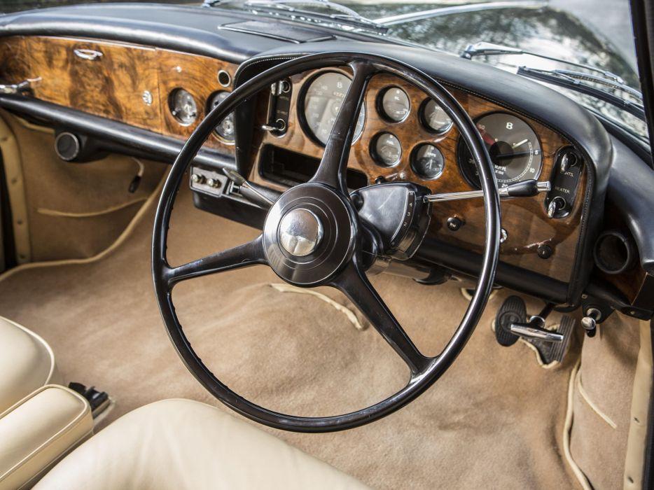 1964 Bentley S-3 Continental Coupe Mulliner Park Ward UK-spec luxury classic interior    g wallpaper