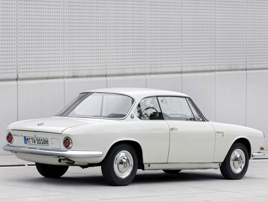 1965 BMW 3200 C-S Coupe classic       g wallpaper