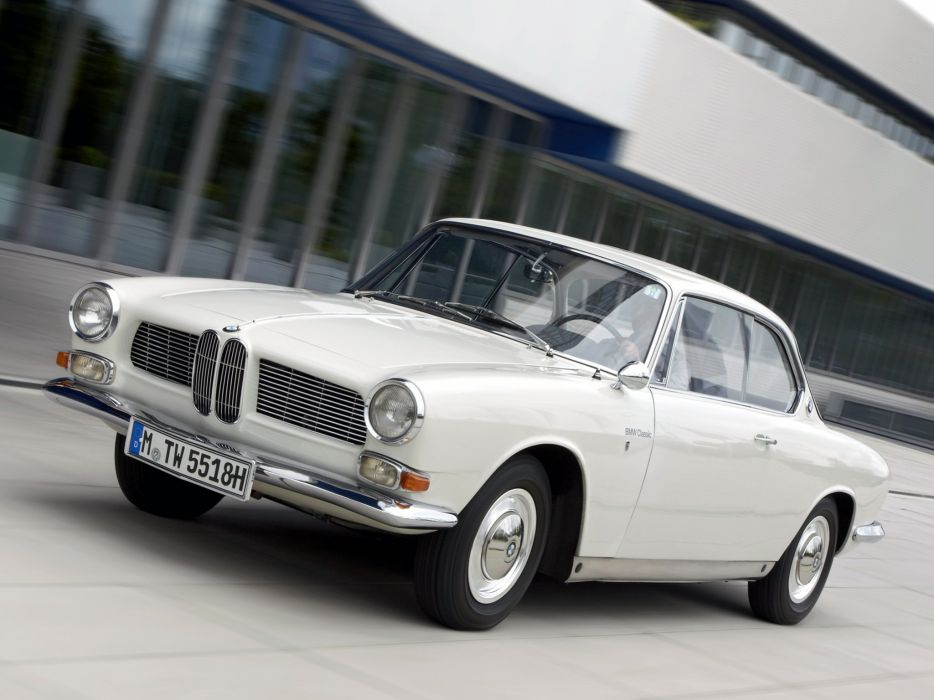 1965 BMW 3200 C-S Coupe classic  f wallpaper