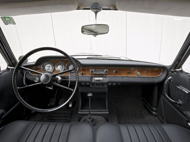 1965 BMW 3200 C-S Coupe classic interior g wallpaper