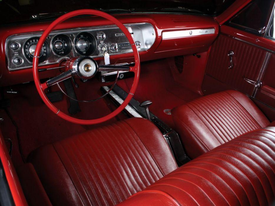 1964 Chevelle Interiors
