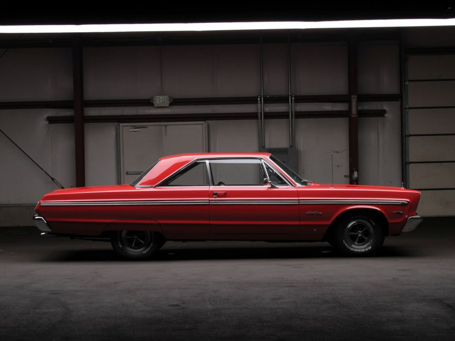 1965 Plymouth Sport Fury Hardtop Coupe (P42) muscle classic  tw wallpaper