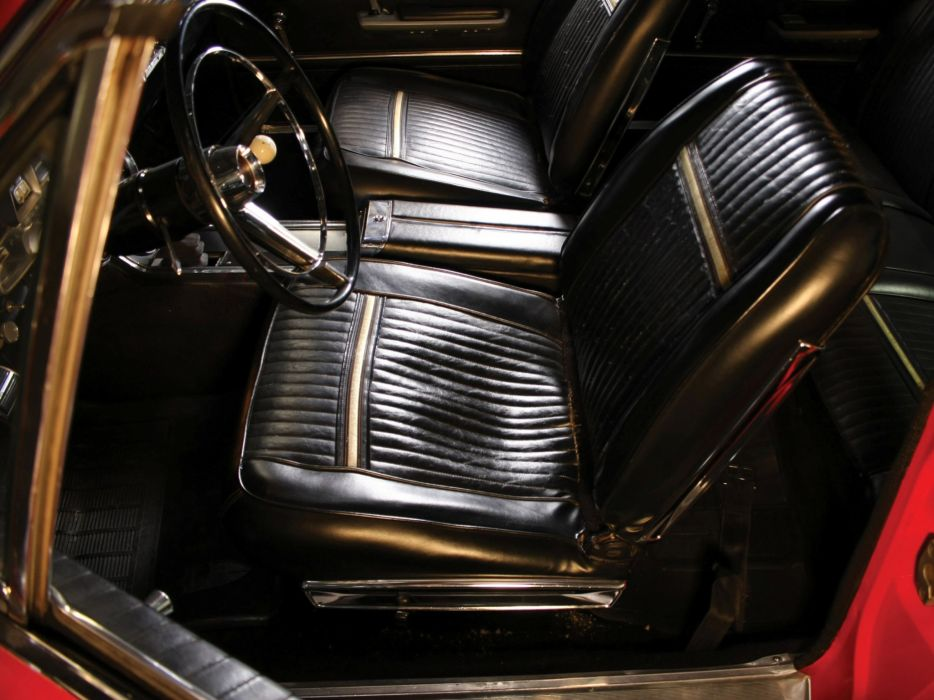 1965 Plymouth Sport Fury Hardtop Coupe (P42) muscle classic interior    g wallpaper
