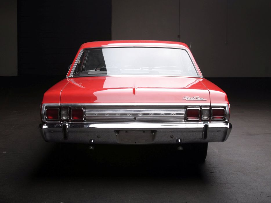 1965 Plymouth Sport Fury Hardtop Coupe (P42) muscle classic   t wallpaper