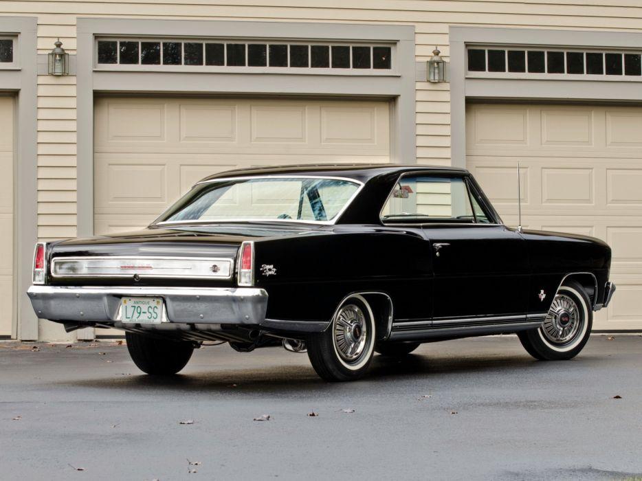 1966 Chevrolet Chevy I I Nova S S Hardtop Coupe 11737 11837
