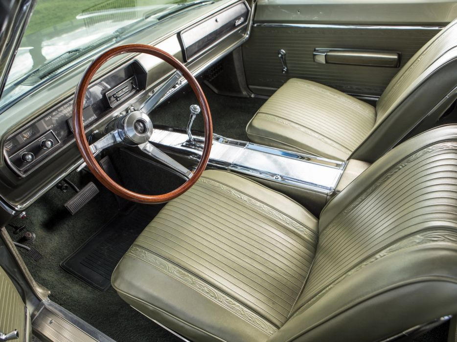 1966 Plymouth Belvedere Satellite 426 Hemi Hardtop Coupe (RP23) muscle classic interior  g wallpaper