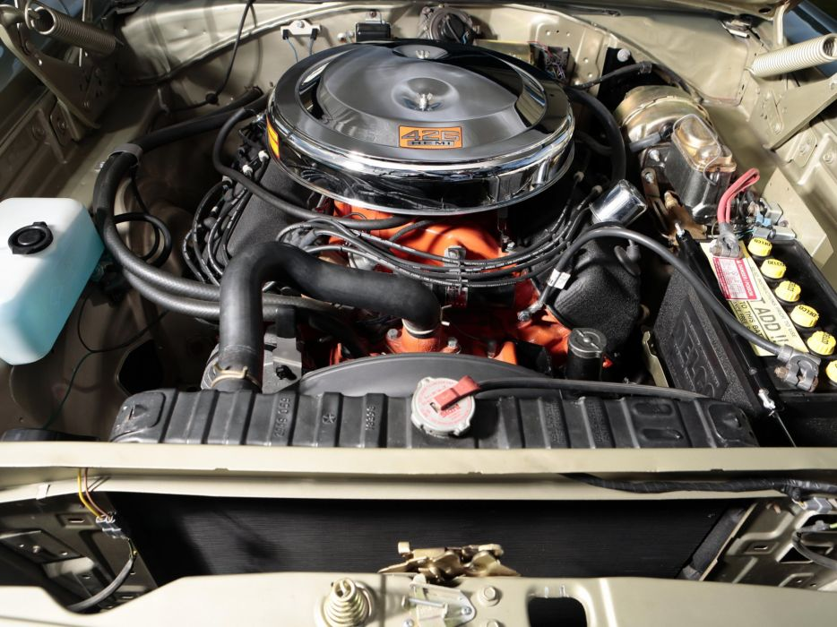 1966 Plymouth Belvedere Satellite 426 Hemi Hardtop Coupe (RP23) muscle classic engine    g wallpaper