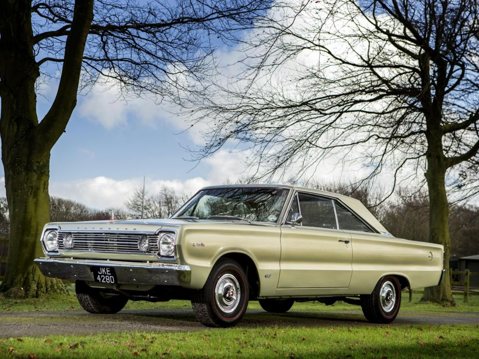 1966 Plymouth Belvedere Satellite 426 Hemi Hardtop Coupe (RP23) muscle classic  g wallpaper