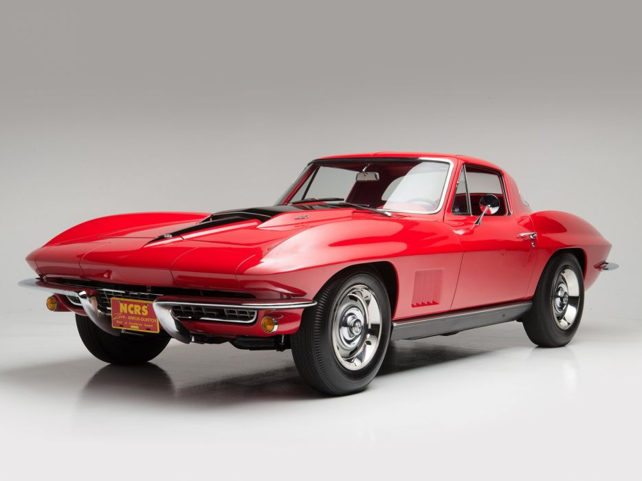 1967 Chevrolet Corvette Sting Ray L88 427 430HP (C-2) supercar muscle classic  g wallpaper