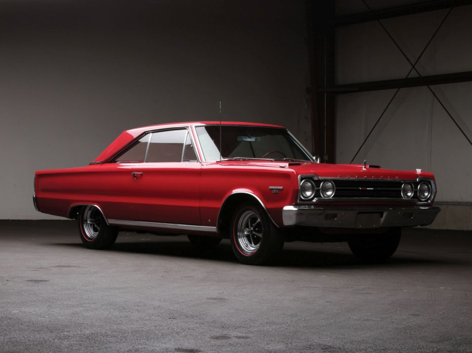 1967 Plymouth Belvedere GTX (RS23) muscle classic       h wallpaper