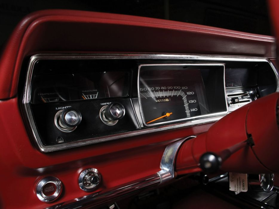 1967 Plymouth Belvedere GTX (RS23) muscle classic interior h wallpaper