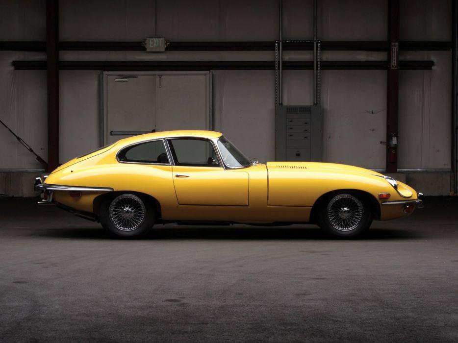 1968 Jaguar E Type Fixed Head Coupe Us Spec Series Ii Supercar