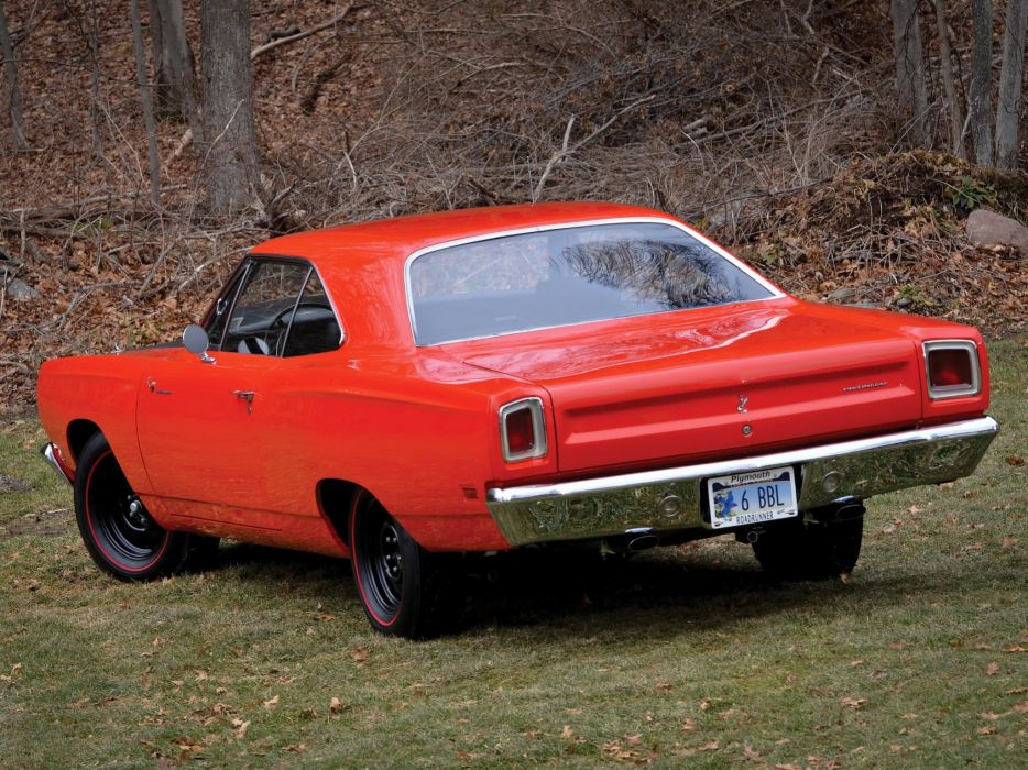 1969 Plymouth Road Runner 440 Hardtop Coupe (D wallpaper