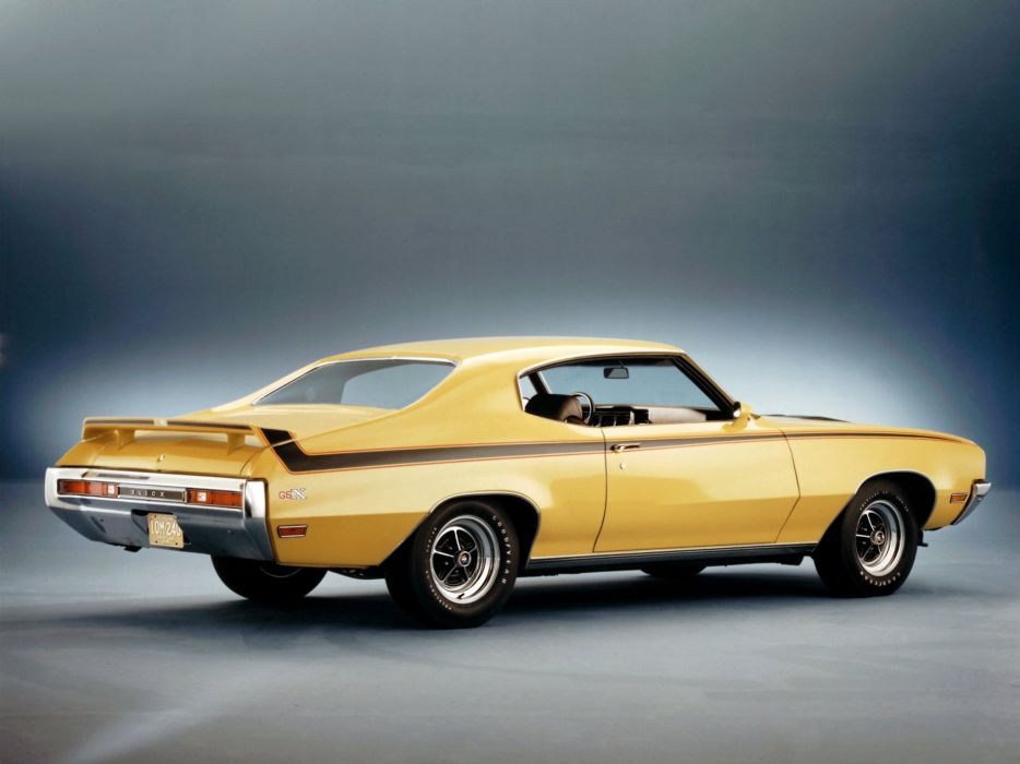 1970 Buick GSX (44637) muscle classic  g wallpaper