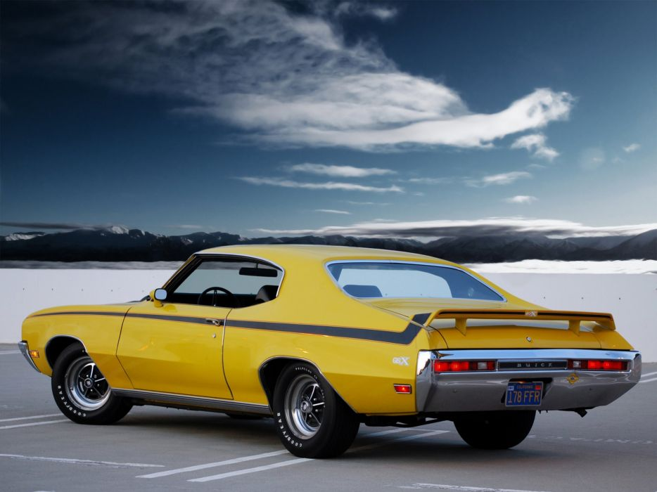 1970 Buick GSX (44637) muscle classic    r wallpaper