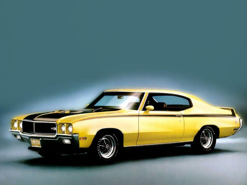 1970 Buick GSX (44637) muscle classic  j wallpaper