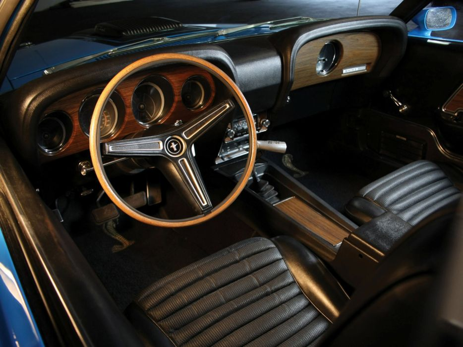 1970 ford mustang mach 1 428 super cobra jet muscle classic interior h wallpaper 2048x1536. Black Bedroom Furniture Sets. Home Design Ideas