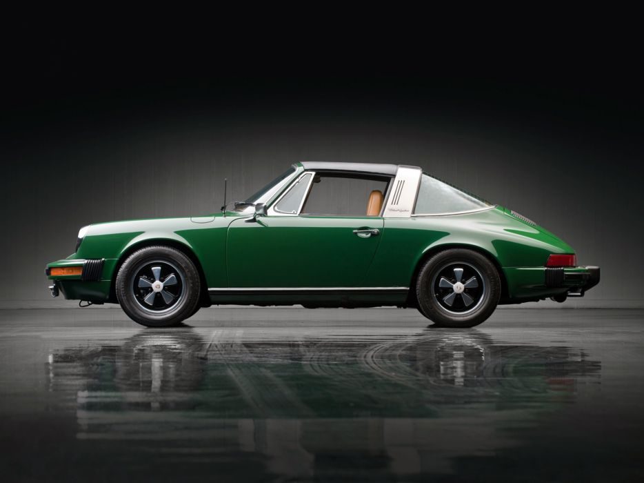 1975 Porsche 911S Targa US-spec supercar 911  f wallpaper