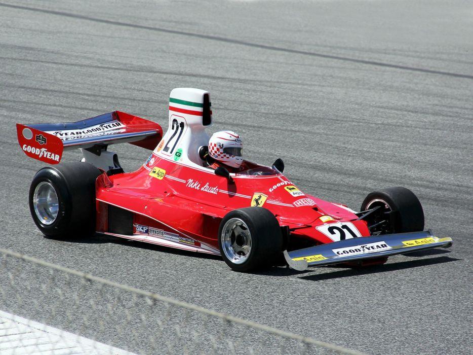 1977 Ferrari 312 T formula one f-1 race racing   f wallpaper