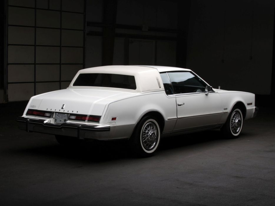 1981 Oldsmobile Toronado Brougham luxury   f wallpaper