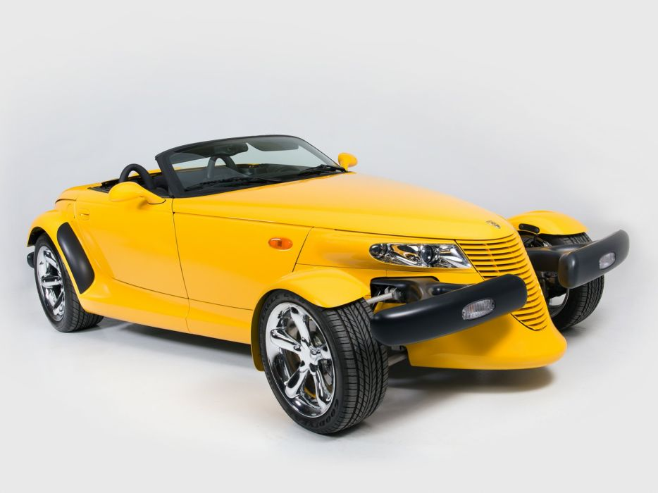 1997-02 Plymouth Prowler supercar  t wallpaper