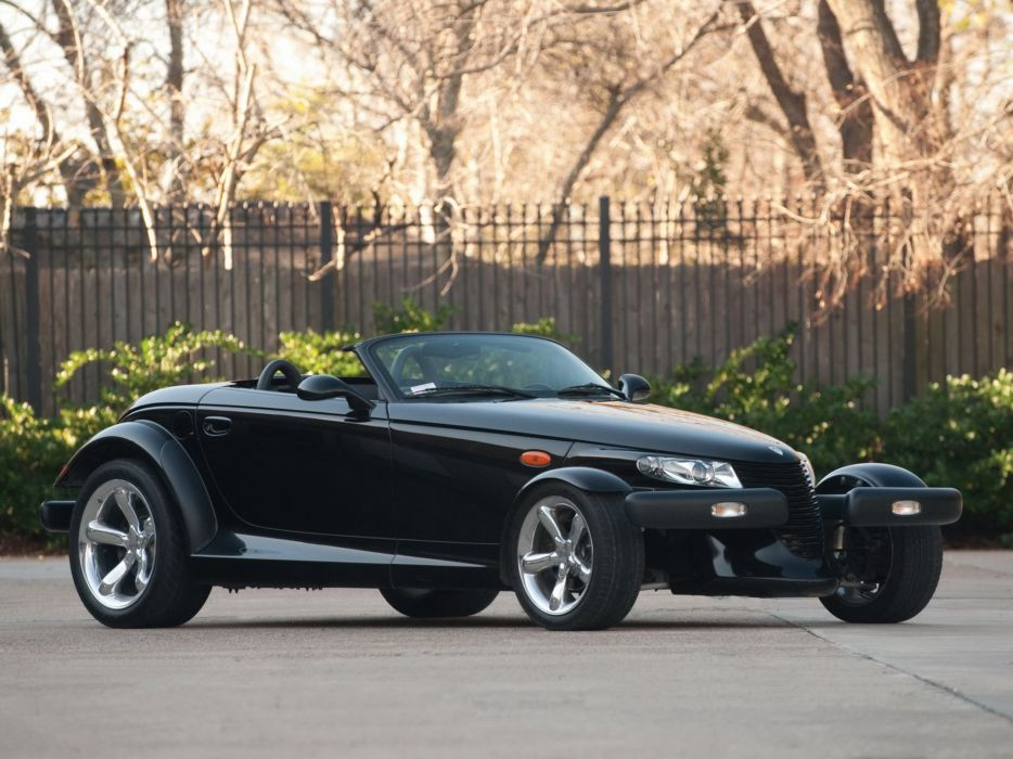 1997-02 Plymouth Prowler supercar  r wallpaper