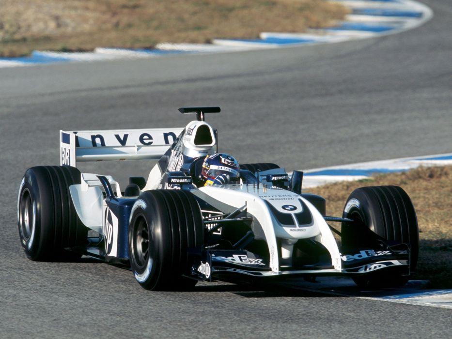 2004 BMW Williams F-1 FW26 formula race racing   f wallpaper