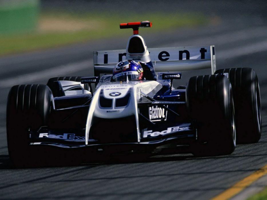 2004 BMW Williams F-1 FW26 formula race racing  2 wallpaper