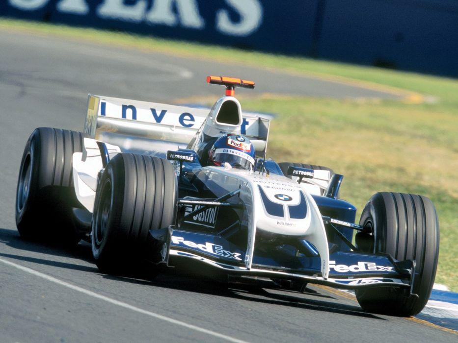 2004 BMW Williams F-1 FW26 formula race racing  rt wallpaper