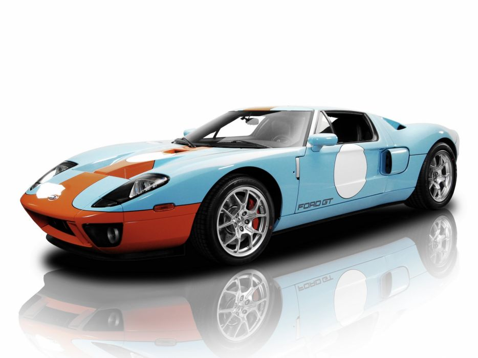 2006 Ford G-T Heritage supercar race racing  fs wallpaper