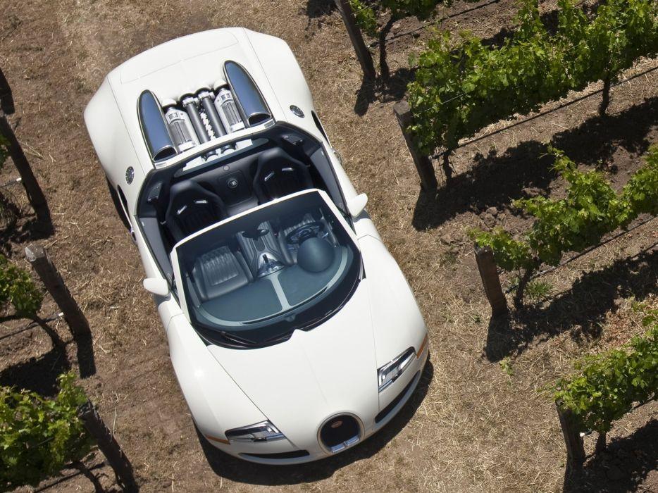 2008 Bugatti Veyron Grand Sport Roadster US-spec supercar interior engine     g wallpaper