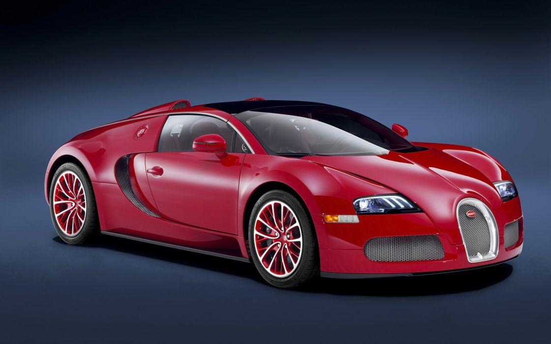 2011 Bugatti Veyron Grand Sport Roadster US-spec supercar    f wallpaper
