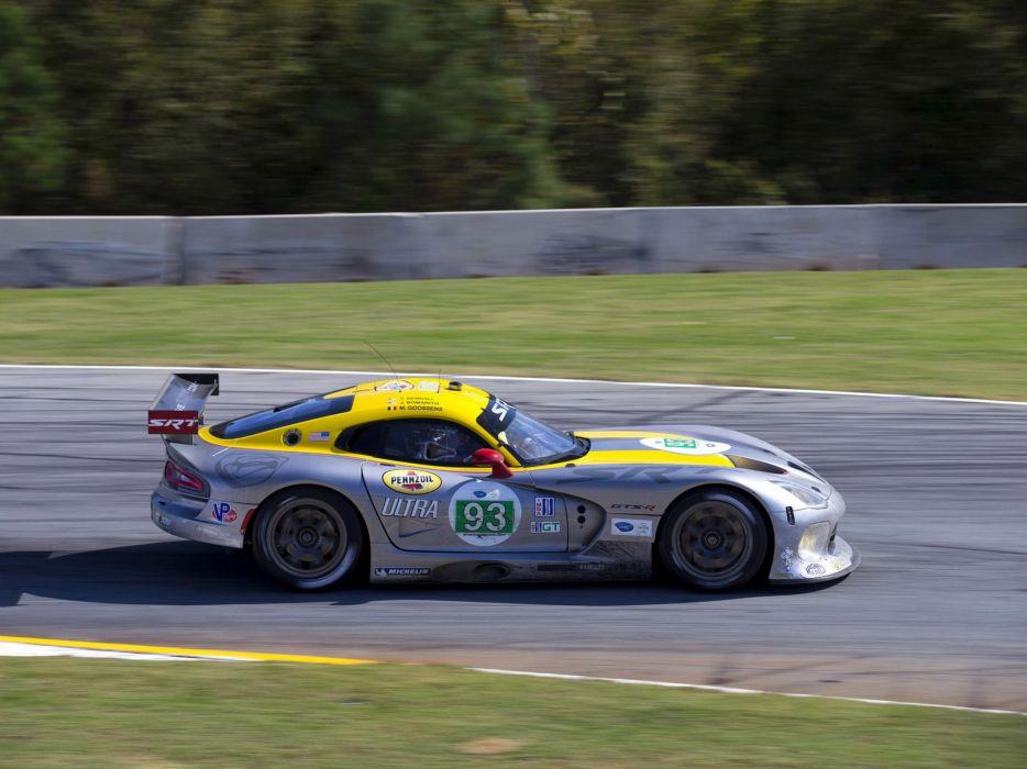 2012 Dodge SRT Viper GTS-R supercar race racing   e wallpaper