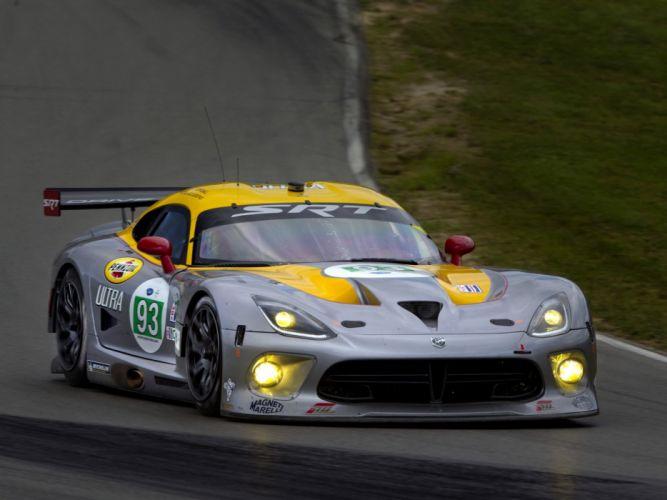 2012 Dodge SRT Viper GTS-R supercar race racing h wallpaper