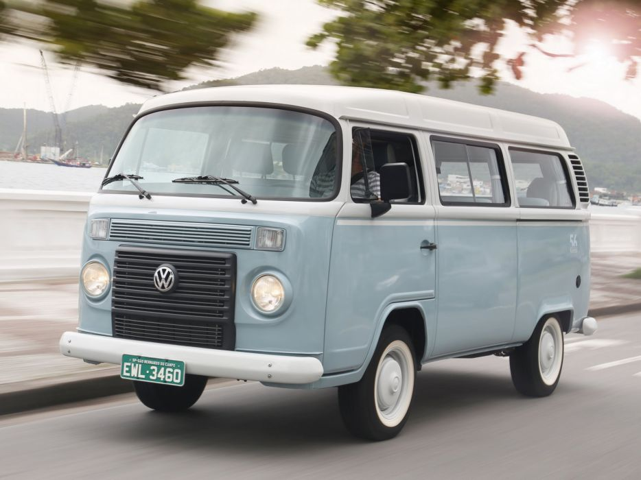2013 Volkswagen Kombi Last Edition bus van  e wallpaper