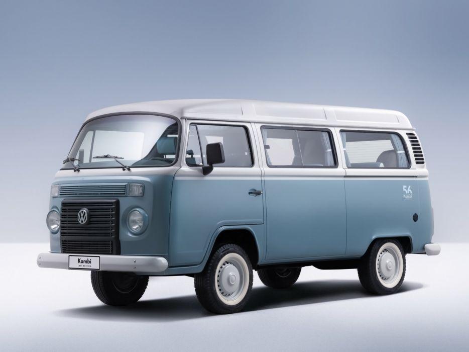 2013 Volkswagen Kombi Last Edition bus van  t wallpaper
