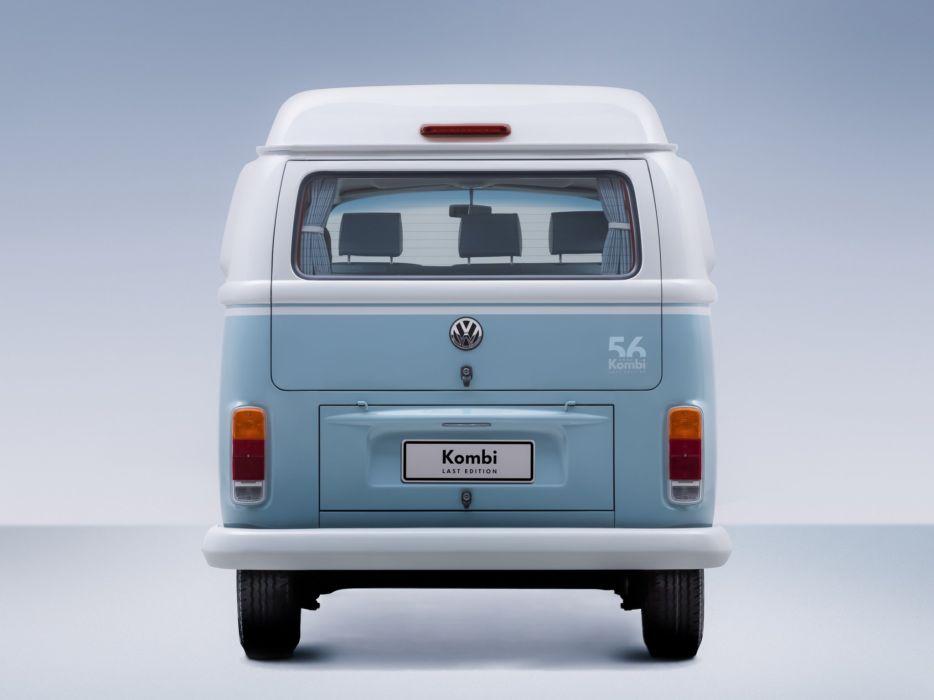 2013 Volkswagen Kombi Last Edition bus van  tw wallpaper