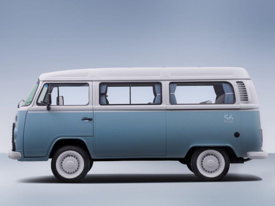 2013 Volkswagen Kombi Last Edition bus van  ey wallpaper